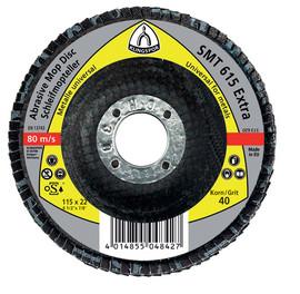 poza Disc lamelar frontal SMT 619 EXTRA GR 40 - 80 KLINGSPOR