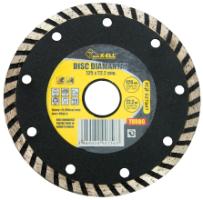 poza Disc Diamantat BuildXell (Turbo) 125mm
