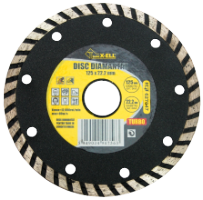 poza Disc Diamantat BuildXell (Turbo) 180mm