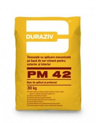 poza Duraziv PM 42