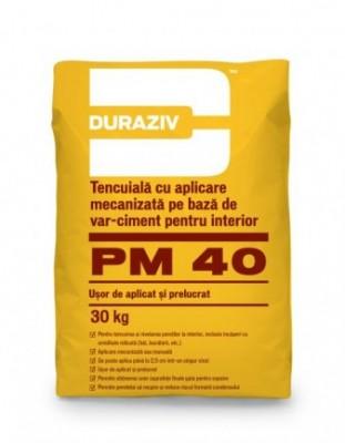 poza Duraziv PM 40