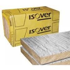 poza Vata minerala bazaltica Isover PLN ALU 5CM - 4,8 mp