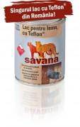 Lac Savana pentru lemn cu Teflon