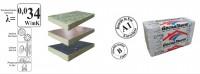 Plăci semirigide din vată minerală Gecsatherm® VPG