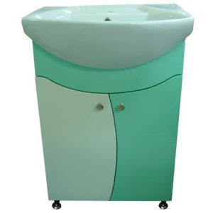 poza Mobilier Roma Color Verde 70cm