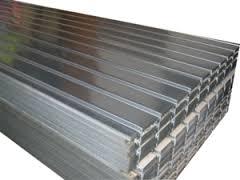 poza Tabla zincata ondulata 0,35mmX1000x2000